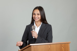 Academy for Public Speaking Graduate