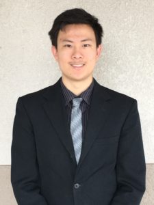 Academy for Public Speaking Instructor Austin Zhang
