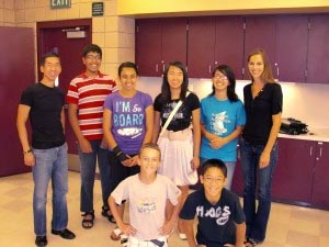 Toastmasters Teen Youth Leadership Class