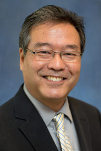 Academy for Public Speaking Instructor Norman Nomura