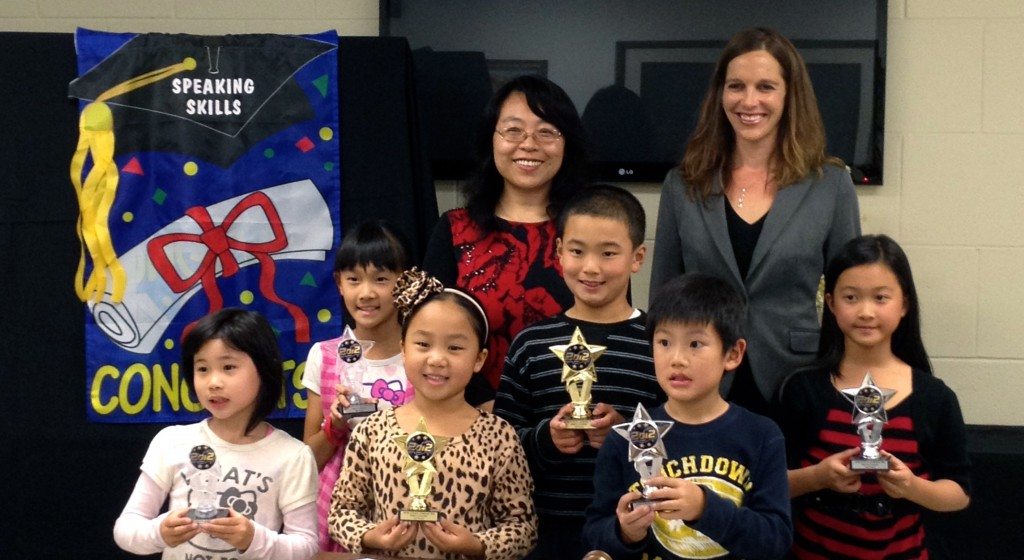 Academy for Public Speaking graduates win speech contest at After School Learning Tree in San Diego